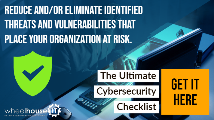 Cybersecurity Checklist